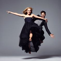 Gillian Anderson and Jamie Dornan talk exclusively to Red about the success of The Fall and making it in showbiz. www.redonline.co.uk