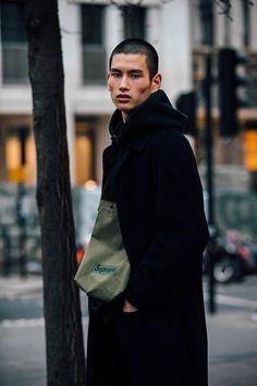 7950297969 London Men s Fashion Week Fall 2017 Street Style