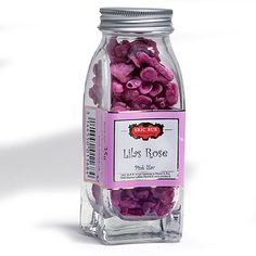 Eric Bur -  French Candied Pink Lilacs - Edible Sugar Flowers 1.23oz: $14.00