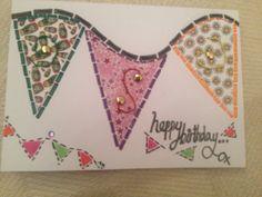 C-New: Selina's birthday card 2013