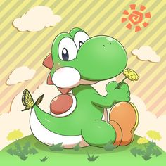 Pole Star, Mario And Luigi, It Gets Better, Mothers Day Crafts, Super Mario Bros, Yoshi, Doodles, Fan Art, Artist