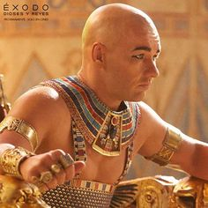 Exodus: Gods and Kings costume Janty Yates