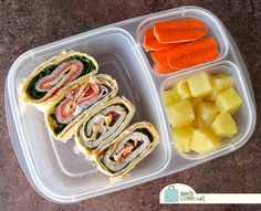 Leftovers to Lunches Bento - Sandwich Wraps - Easy Lunch Box Lunches - Bento Ideas Easy Lunch Boxes, Box Lunches, Bento Box Lunch, Lunch Snacks, Lunch Ideas, Bento Ideas, Best Lunch Recipes, Kid Recipes, Healthy Recipes