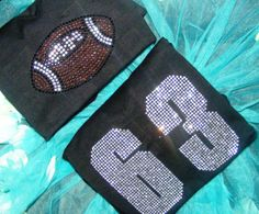 Personalized Custom football Mom Crystal by uniqueandtrendy, $29.95