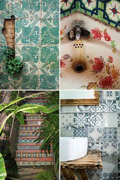 designing with tile / sfgirlbybay