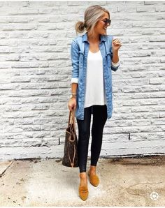 50 Stunning Casual Outfit Ideas For Wome. 50 Stunning Casual Outfit Ideas For Wome. 50 Stunning Casual Outfit Ideas For Women To Look Chic Fashion Mode, Look Fashion, Feminine Fashion, Spring Fashion, Cheap Fashion, Fashion Trends, Fashion Ideas, Ladies Fashion, Fashion Style Women