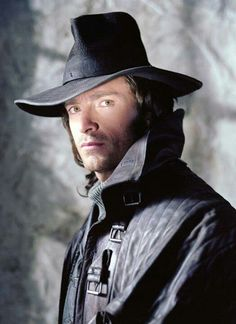 Hugh Jackman ;-) as Van Helsing - cor!