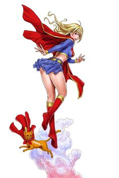 Supergirl by Shunya Yamashita | 山下しゅんや