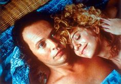 """BILLY CRYSTAL AND MEG RYAN As Harry Burns and Sally Albright in """"When Harry Met Sally"""" (1989)"""