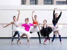 Puma devient partenaire du New York City Ballet - Actualité : Sport (#708323)