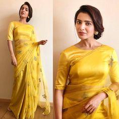 3 Tips To Make Your Net Saree Look Less Transparent Trendy Sarees, Stylish Sarees, Fancy Sarees, Indian Attire, Indian Outfits, Indian Wear, Indian Dresses, Saree Hairstyles, Sari Blouse Designs