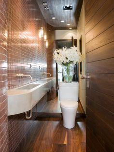 95 Modern Small Bathroom Design Ideas