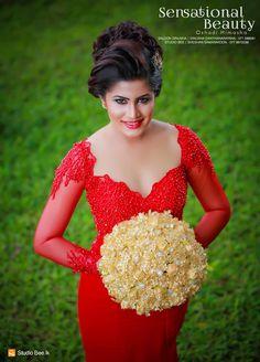 Bridal Lehenga Saree Wedding Attire Going Away Dress Sri Lankan Bride Blouse Flower Bouquets