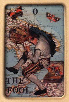 The Fool: Tarot Card