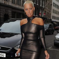 Amber Rose my style icon