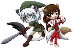 Chibi cosplay for Zerichi by Extra-Fenix on deviantART