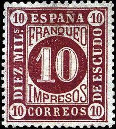 REINADO DE ISABEL II - AÑO 1867. Cifras e Isabel II (1ª parte)