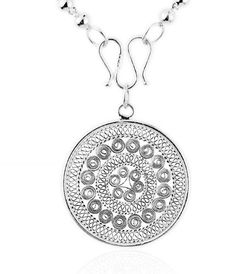 Free shipping sterling silver pendant necklace vintage style luxury filigree craft 43cm chain ZZYL,http://www.amazon.com/dp/B00DXPL7AG/ref=cm_sw_r_pi_dp_yA.4rb1G4BGZBREW