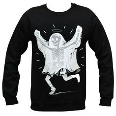 'Look Alive' Sweater
