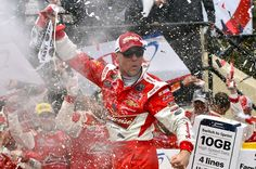 NASCAR: Reigning NASCAR Sprint Cup champion Kevin Harvick dominated at Dover Speedway to take the win needed to progress through to the next round of the Chase. RACER.com