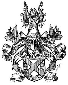 The coat of arms Schauenburg probably a variant of the prince Berg coat of arms