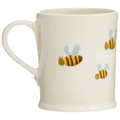 Buy Fenella Smith Bee Mug Online at johnlewis.com