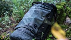 Jeckybeng went live with their 100% Sustainable Water-Resistant Cotton Backpack on Kickstarter.