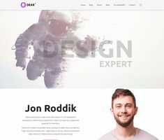 Wordpress Theme, Admin Panel, Creative Video, Website Themes, Page Layout, Portfolio, Typography, Author, Concept