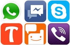 Top Android Apps : Messenger apps come with an awesome way of staying connected to each of your friends.http://bit.ly/1YRQcUu