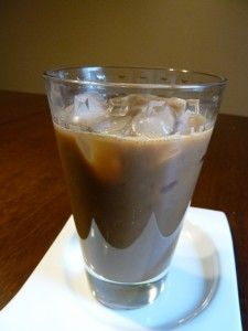 Vietnamese Iced Coffee - This coffee tastes delicious and is made with sweetened condensed milk.