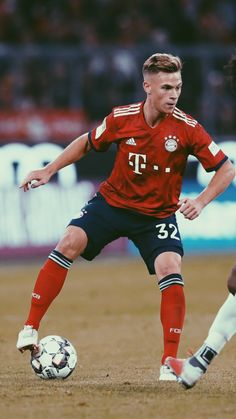 Kimmich Best Football Players, Football Is Life, Soccer Players, Football Soccer, Football Prayer, Fc Hollywood, Bayern Munich Wallpapers, Joshua Kimmich, Nike Football Boots