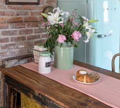 decoração de sala de jantar vintage2