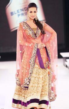 Malaika Arora khan at Blender Pride fashion Tour