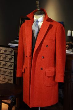 The Style Buff // by Gianni Fontana — thefirensechina: Casentino Coat