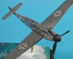 scalespot.com - Airfix 1/72 P-51D vs Me-109