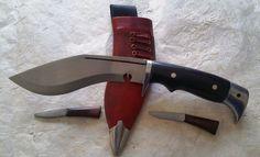 American Eagle Gurkha Khukuri Khukri Kukrri Kukri Knife 6 inch Full Tang #AmericanEagle