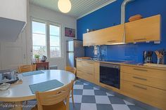 Myytävät asunnot, Santalahdentie 15, Tampere #oikotieasunnot #keittiö #kitchen