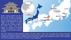 Japan's first permanent capital was established in the year 710 at Heijo, the city now known as Nara. As the influence and political ambitions of the city's powerful Buddhist monasteries grew to become a serious threat to the government, the capital was moved to Nagaoka in 784