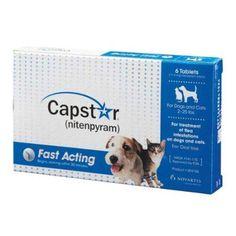 Capstar Flea Treatment Dog