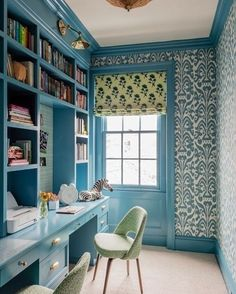 Home Office, Office Spaces, Office Style, Dorm Storage, House Goals, Interior Design Services, Built Ins, Interior Inspiration, Study Inspiration
