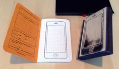 This Homemade iPhone Stamp Makes On The Go UI Sketching A Breeze -- AppAdvice