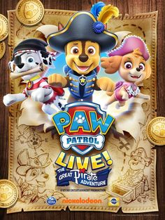 My family was invited to the Paw Patrol Live show in Sacramento. We were also provided with images and coloring pages from VStar Entertainment Group and Ryder Paw Patrol, Los Paw Patrol, Paw Patrol Pups, Boy Car Room, Cumple Paw Patrol, Paw Patrol Coloring Pages, Teddy Pictures, Pirate Adventure, Cool Coloring Pages