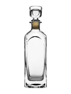 Strauss Whiskey Decanter by Luigi Bormioli at Gilt