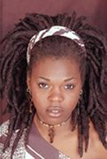 Mane like loc style: This is pretty much what my hair is going to be like when it gets this length