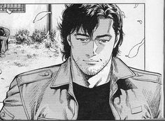 Ryo Saeba City Hunter Manga Girl, Manga Anime, Anime Art, City ​​hunter, Nicky Larson, Angel Heart, Manga Artist, Manga Pages, Comic Page