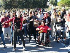 """""""Un baile un momento una unión"""" -  Fotografía participante en el VI Concurso #Muéstrametumirada17"""