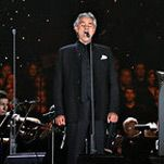 Only in NYC, Andrea Bocelli in concert & free! Amazing evening in Central Park!