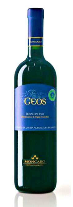 Geos Rosso Piceno  Moncaro - #Organic #Wine http://www.scoop.it/mariano-pallottini