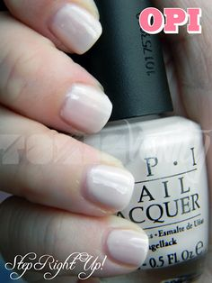 OPI Step Up Right