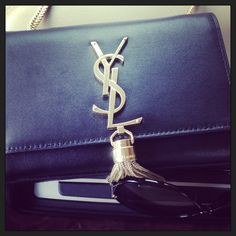 YSL Cassandre Tassel bag love it!
